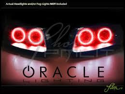 Gto Fog Lights Oracle 04 06 Pontiac Gto Led Halo Rings Head Fog Lights Bulbs