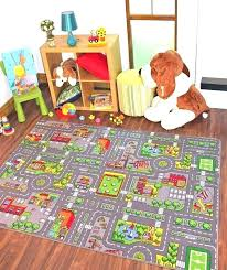 kids rugs ikea car rug for town road map city in remodel 5