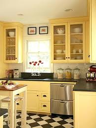 diffe color kitchen cabinets yellow paint kitchen ideas photo painting kitchen cabinet with yellow color best