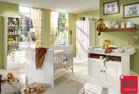 Babyzimmer komplett Landhausstil   Linea   Kiefer massiv   K02