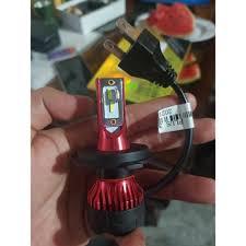 FREESHIP] Đèn Pha LED K5 SIÊU SÁNG LOẠI TỐT NHẤT cho xe máy - Đủ mọi loại  chân bóng. chính hãng 199,000đ