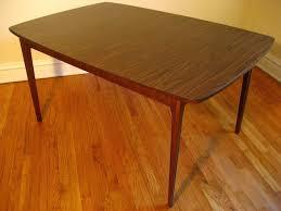 mid century walnut dining table top mid century modern dining tables mid century modern danish hans