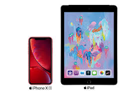 iphone xr ipad for 0