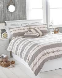 reef printed bedding set