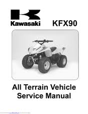 kawasaki kfx90 service manual pdf