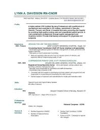 Resume Examples For New Graduates Best Grad Nurse Resume Awesome New
