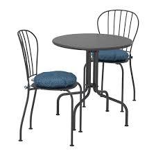 lÄckÖ table 2 chairs outdoor