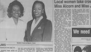 Michelle and Marsha Graves - Newspapers.com