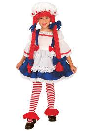 s toddler rag doll costume