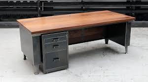 Vintage office desk Retro Office Commodore Office Desk Steel Vintage Pinterest The Commodore Desk Luxury Industrial Desk Steel Vintage