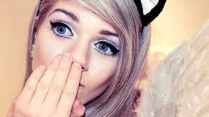 big doll eye makeup tutorial
