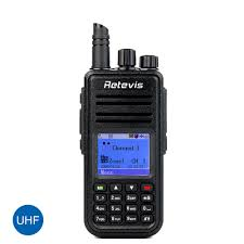 rt3 dmr radio uhf digital two way radio