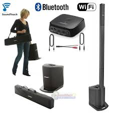 bose l1 compact. bose l1 compact w/ carry case \u0026 soundtouch bluetooth wifi adapter - bundle | ebay o