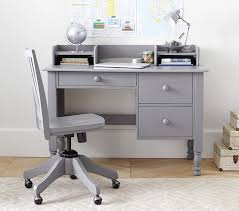 Cute childs office chair Taihan Pottery Barn Kids Catalina Storage Desk Low Hutch Pottery Barn Kids
