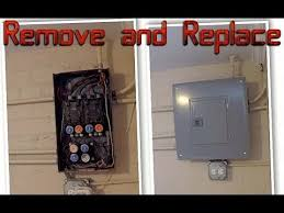 remove and replace an old fuse box do it yourself how to projects it remove fuse box 2008 sentra remove and replace an old fuse box do it yourself how to projects it is easy to remove an old fuse box and put a new one into its place