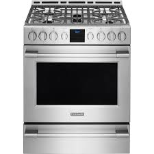 professional gas ranges for the home. Beautiful Home FPGH3077RF Frigidaire Professional Gas Range  51 Cu Ft Stainless Steel Throughout Ranges For The Home
