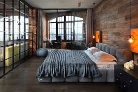 industrial style loft bed.  Industrial For Industrial Style Loft Bed P