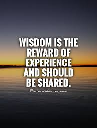 Quotes On Wisdom Custom Quotes About Wisdom From Experience 48 Quotes