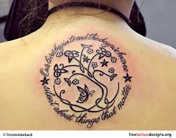 Tree Of Life Quote Stunning Tree Of Life Tattoos With Quotes EntertainmentMesh