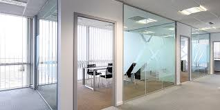 office partition with door. Glass-office-partitions-1 Office Partition With Door