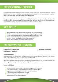 Cover Letter Best Resume Template Australia Good Resume Example