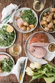 An irish easter dinner menu from donal skehan these pictures of this page are about:irish easter dinner. Easter Ham Easy Like Sunday Morning My Kitchen Love