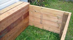 building a raised garden bed madness