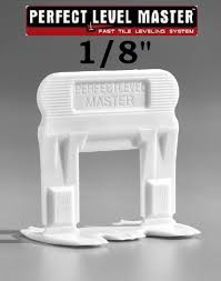1 8 perfect level master t lock tile leveling system wall floor spacers