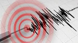 Karaburun açıklarında 4.3 büyüklüğünde deprem