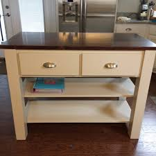 Diy Rolling Kitchen Island 11 Free Kitchen Island Plans For You To Diy