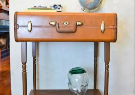 Suitcase Nightstand how to make a suitcase table stars for streetlights 4437 by guidejewelry.us