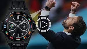 عجائب اليورو.. شاهد ماذا تفعل ساعة ساوثجيت الغريبة