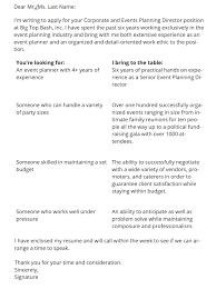 Bistrun Project Manager Cover Letter Sample Tips Resume