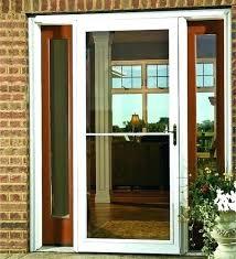 larson storm door glass installation storm door closer screen full storm and screen door at screen larson storm door glass installation