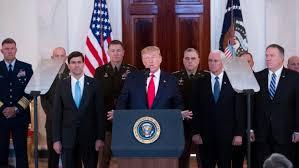 Trump alla Casa Bianca: sanzioni all'Iran, Nato più ...