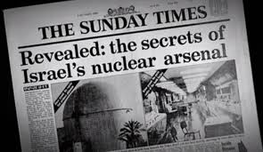 Image result for ISRAEL Nuclear Arsenal PHOTO