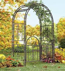 Small Picture Garden Archway Arch Trellis Modern How To In Ideas