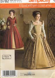 Renaissance Sewing Patterns