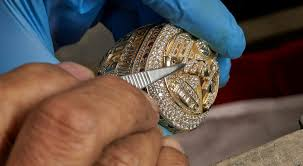 Announcing the 2020 lakers championship ring!!! The Ringmaker Behind The Toronto Raptors Championship Bling Macleans Ca