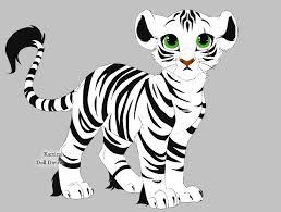 white lion and white tiger mix. Contemporary Mix LionWhite Tiger Mix Adoptable By WahyaMiakoda  And White Lion
