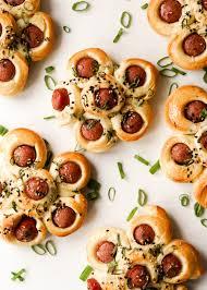Hot Dog Flower Buns Chinese Bakery Style Recipe The Feedfeed
