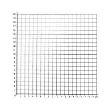 150244 Graph Paper Stickers 1st Quadrant Numbered 50 Stickers