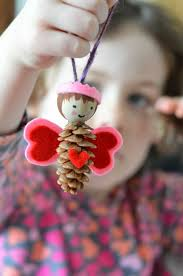 Christmas Kids Crafts Best 20 Pinecone Crafts Kids Ideas On Pinterest Kids Make