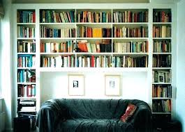 full size of wall bookshelf in ideas how to build a bookcase shelf unit living room