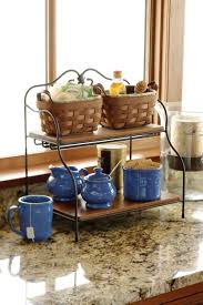 amazing kitchen counter storage stunning cabinet solution rack for incredible countertop shelf organizer unique image of and wooden box style idea container
