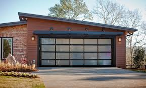 full view garage doorAmerican Door Works  Aluminum Full View