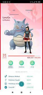 Pokémon GO 0.221.1 - Download für Android APK Kostenlos
