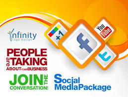Affordable Logo Design Packages Get Your Brand Socially Involved With Infinity Logo Design