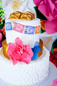 colorful mexican themed baby shower with lots of really fun ideas via kara s party ideas