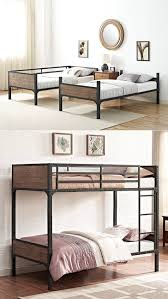 Kids Room Design: Two Single Or Two Double Kids Twin Bed - Kids Beds